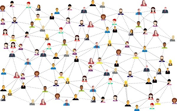 IF YOU ARE BUILDING YOUR NETWORK, THERE MAY BE NO COMPETITION